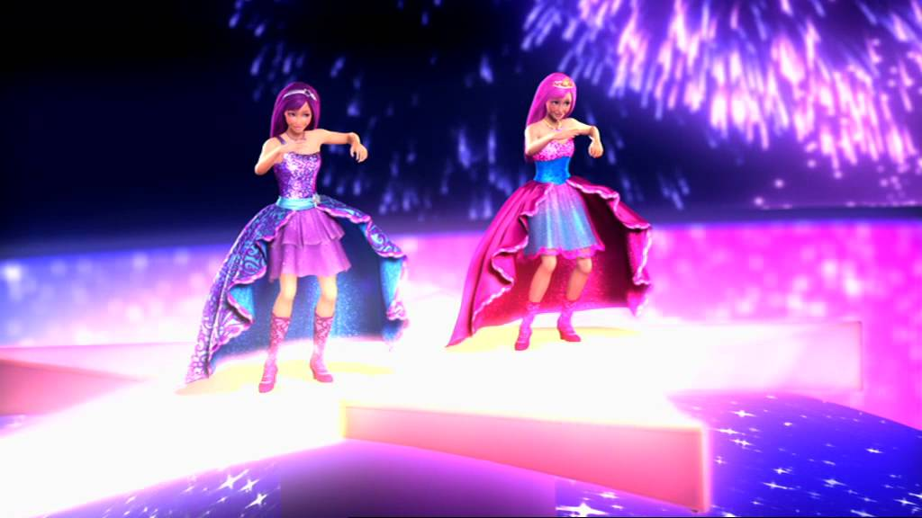 barbie la princesse et la popstar bonus du dvd youtube