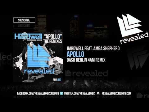 Hardwell feat. Amba Shepherd - Apollo (Dash Berlin 4AM Remix) - OUT NOW
