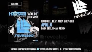 hardwell feat amba shepherd apollo dash berlin 4am remix out now