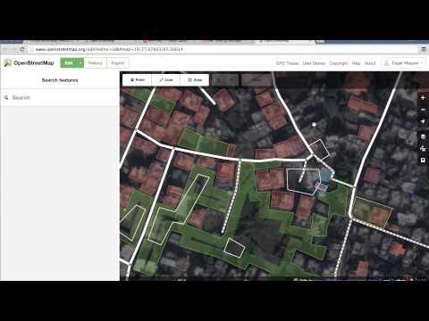 OpenStreetMap tutorial