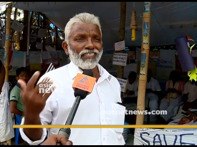 #Save Alappad | 'Save Alappad'; Locals strike for the past 98 days against the black sand mining