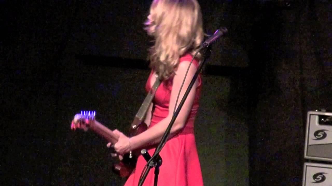 Who S Been Talking Samantha Fish Band Jan 31 2014 Youtube