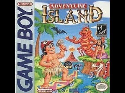 Adventure island | Game boy | Parte 5 | Gameplay Español