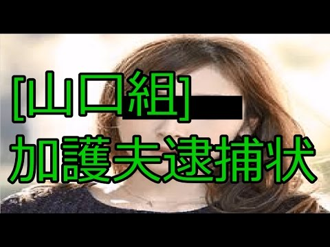 [山口組] 加護亜依さん夫に逮捕状 高利貸し付け容疑で警視庁