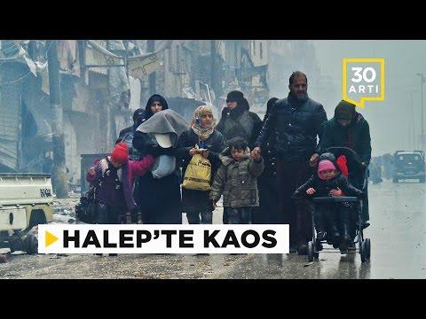 Halep'te tahliye kaosu - MHP'de muhaliflere ihraç - Beş gençten biri işsiz | Haberler - 15 Aralık
