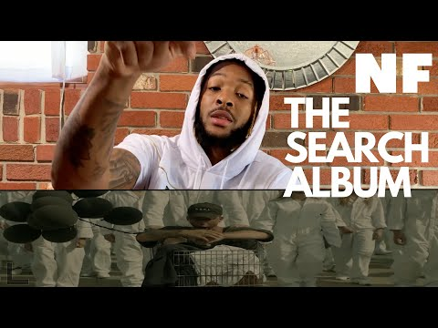 ALBUM OF THE YEAR?   NF The Search Album REACTION REVIEW (Unedited)