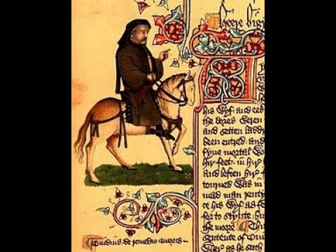 Medieval Society & Chaucer's Canterbury Tales