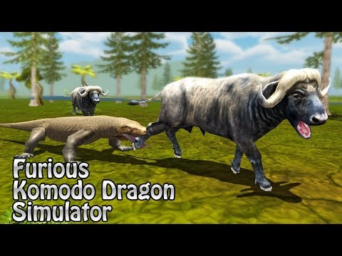 Furious Komodo Dragon For Pc - Download For Windows 7,10 and Mac