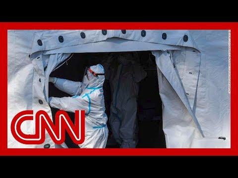Coronavirus threatens health of Europe's medical staff