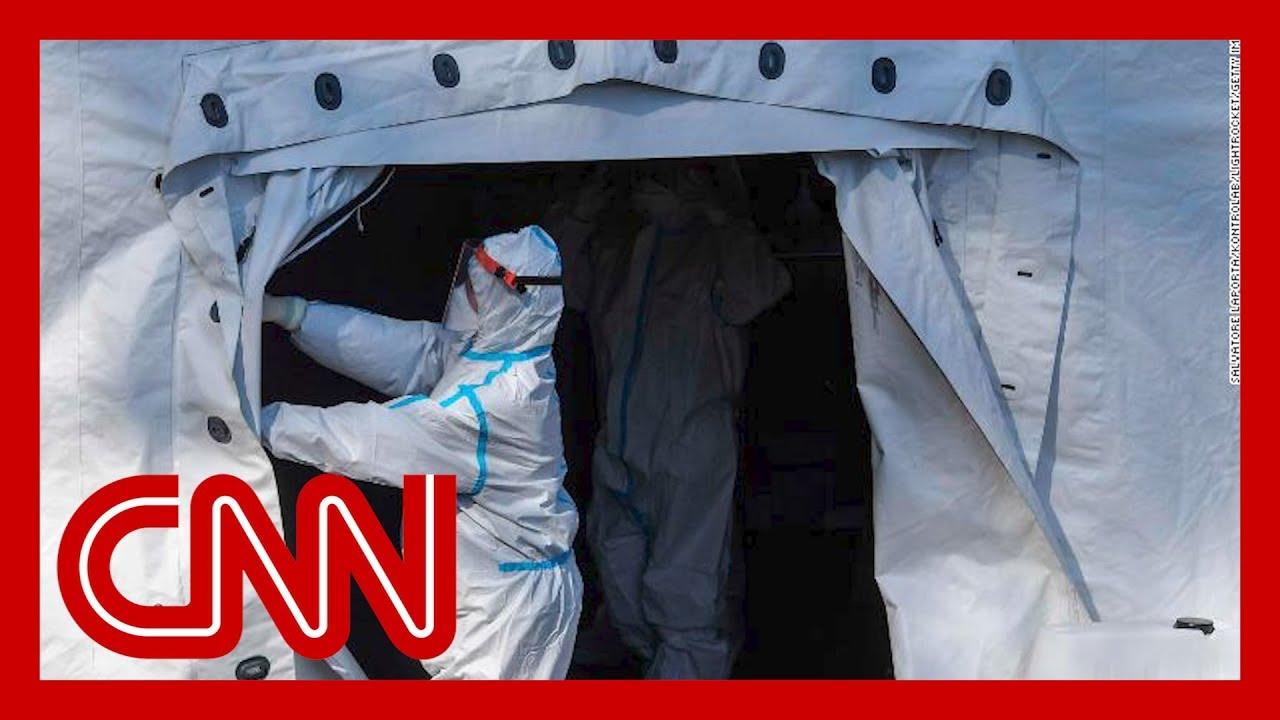 Coronavirus threatens health of Europe's medical staff thumbnail