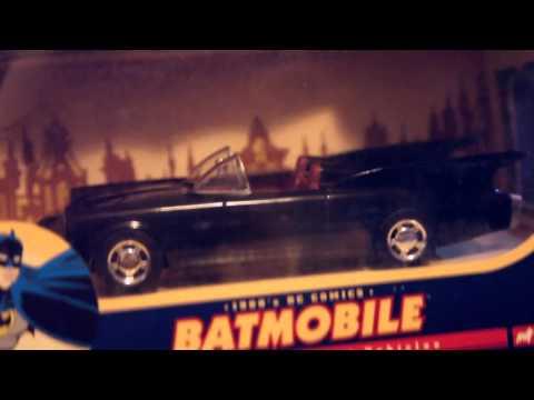 Batman Batmobile 60's Corgi Review Originally Uploaded In The Year 2013