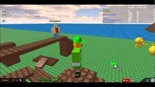 ROBLOX GAMEPLAY NEW FIRST LOOK HD [joke]!