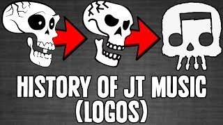 EVOLUTION OF OUR LOGO - JT Music Behind the Scenes