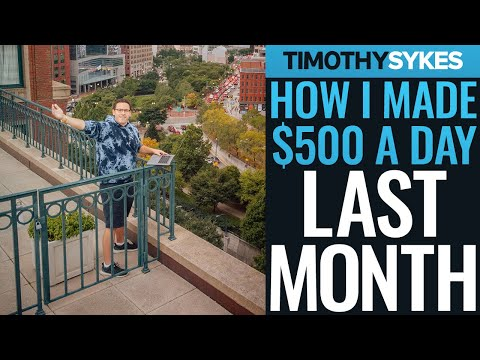How I Made $500 Per Day For An Entire Month