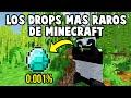 Gambar cover ✅Los DROPS más RAROS de MINECRAFT