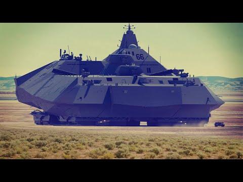 Новая Военная Техника, Которая Вскоре Будет Активно Использоваться В Войсках!