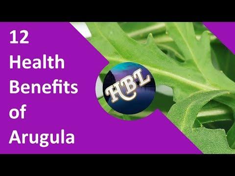 12 Health Benefits of Arugula