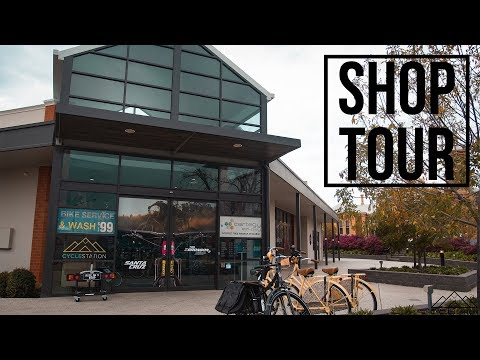 The Best Bike Shop In Australia? Cycle Station Shop Tour!