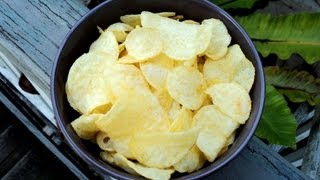 how to make chips from scratch