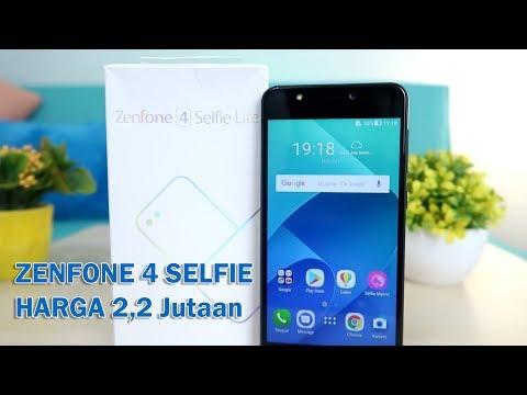 Unboxing Asus Zenfone 4 Selfie Lite Indonesia!