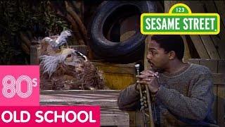 Sesame Street: Hoots and Wynton Marsalis Play Jazz