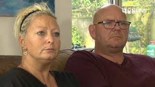 'A living nightmare': Harry Dunn's parents speak about tragedy