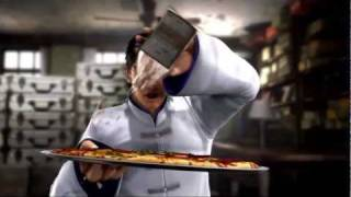 Tekken 6 - Marshall Law ending - HD 720p
