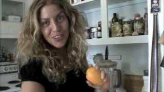 Mango Coconut Smoothie Recipe, Ep4