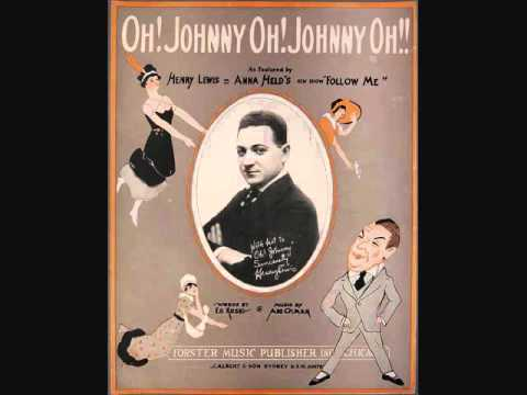 Billy Murray and the American Quartet - Oh Johnny, Oh Johnny, Oh! (1917)
