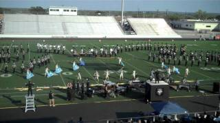 Tom C Clark Mighty Cougar Band Hornet Invitational 2011