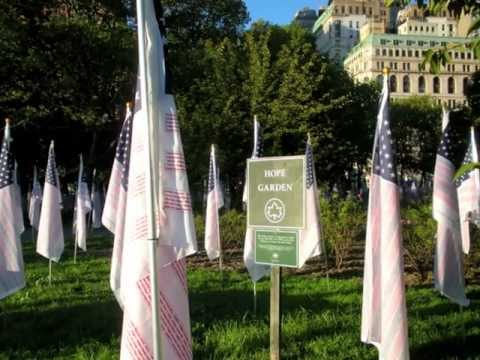 10th Anniversary NYC 9/11 Field of Honor