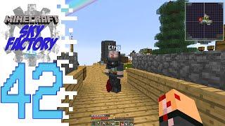Sky Factory 2.5 (Modded Minecraft) - EP42 - Bye Bacon!