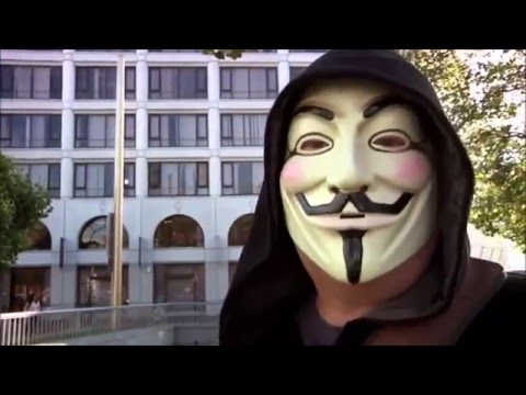 Anonymous Documentary - How Anonymous hackers changed the world