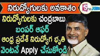 AP Mukhyamantri Yuva Nestham Scheme | Nirudyoga Bruthi Registration 2018 |Andhra Pradesh Job Updates