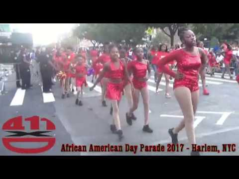 African American Day Parade 2017 - Harlem, NYC