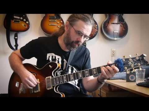 Relaxed Groove Chord Melody