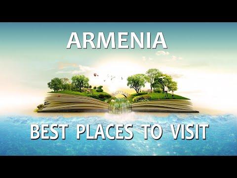 Армения: самые уникальные места для посещения