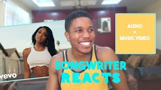 Songwriter Reacts to Normani Motivation