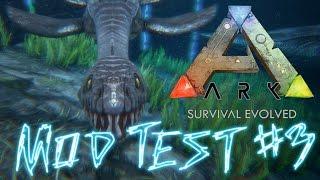 Ark Mod Test |#3| Mosa,Plesio und Hai Baby/Ocean Breeding Mod [Deutsch|German]