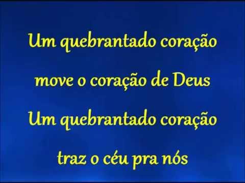 Quebrantado Coração - Fernanda Brum(playback legendado)