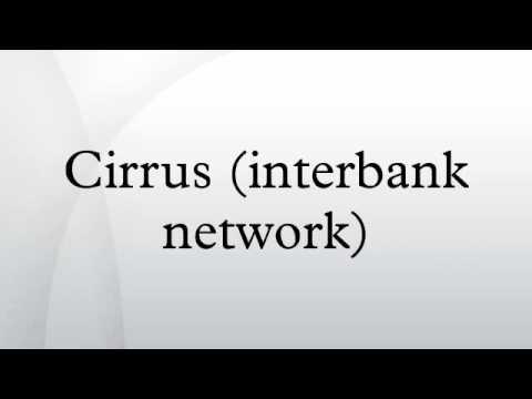 Cirrus (interbank network)