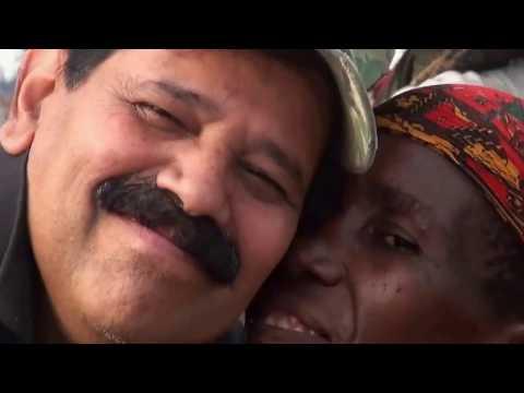 The Great Indian traveller at Rwanda