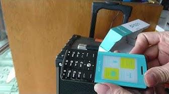 Điện thoại Bavapen Pluzz P521 hàng chính hãng giá rẻ