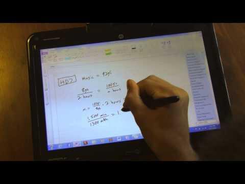 HTC Radar: Software and Battery Life (WMPowerUser.com)