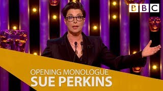 Sue Perkins' opening monologue - The British Academy Television Awards 2018 - BBC One