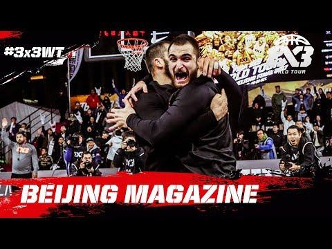 Unbelievable Climax @ World Tour Final | Magazine | FIBA 3x3 World Tour Bloomage Beijing Final 2017