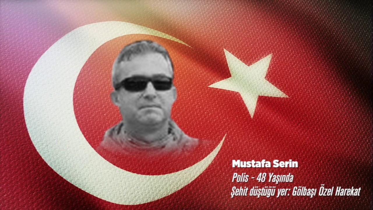 15 Temmuz Şehidi Mustafa Serin