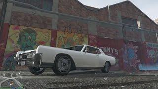 GTA 5 #105 Customize Lowrider Vapid Chino