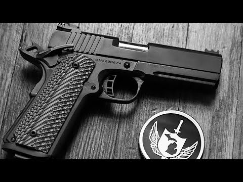 Rock Island Armory Tac Ultra 9mm 1911 Overview - Practically