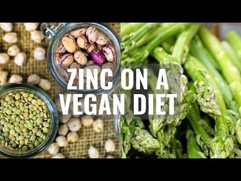 Zinc Deficiency on a Vegan Diet // NUTRITIONAL SPOTLIGHT